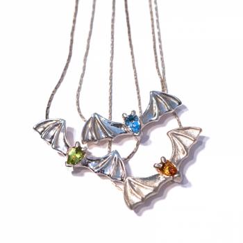 Austin Bat Pendant - Product Image