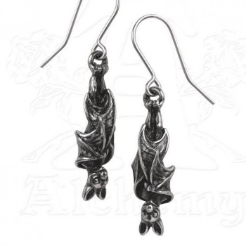 Awaiting The Night Earrings - Product Image