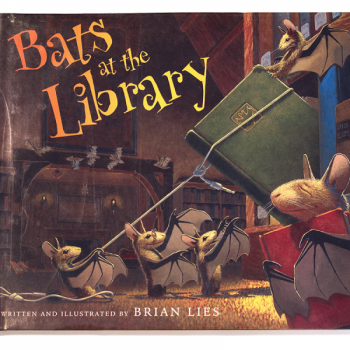 Bats at the Library - Product Image