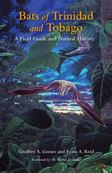 Bats of Trinidad and Tobago  A Field Guide and Natural History - Product Image