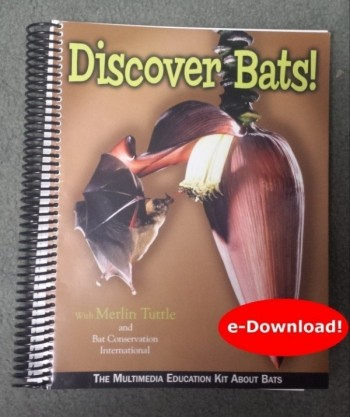 Discover Bats! E-Download - Product Image
