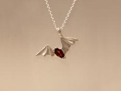 Free-tail Bat Pendant - Product Image