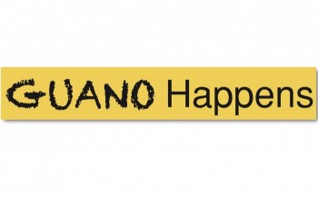 Guano Happens Sticker - Product Image