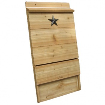 Lone Star Single Chamber Bat House - Product Image