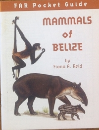 Mammals of Belize - Product Image