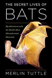 The Secret Lives of Bats - Product Image