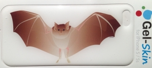 iPhone Gel-Skin Bat Covers