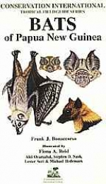 Bats of Papua New Guinea - Product Image