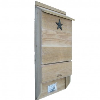 Lone Star Double Chamber Bat House - Product Image