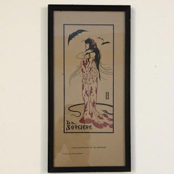 Antique Print X - Product Image
