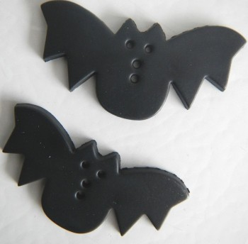 Bat Buttons (Set of 6) - Product Image