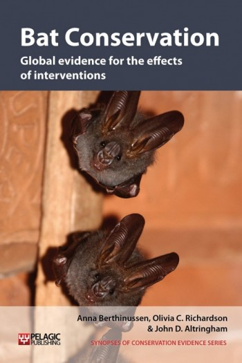 Bat Conservation Global evidence for the effects of interventions - Product Image
