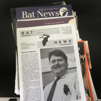 Bat Conservation Trust: Bat Groups, Bat News, Conference Programs - Product Image