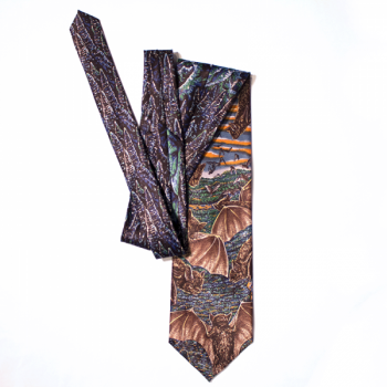 Bat Flight Tie - Product Image