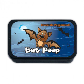Bat Poop Sugar-Free Peppermints - Product Image