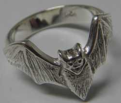 Bat Ring by Gustavo Vela Turcott - Product Image