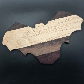 Bat Shaped Charcuterie Boards - Product Image