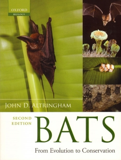 Bats: From Evolution to Conservation, 2nd Ed. - Product Image