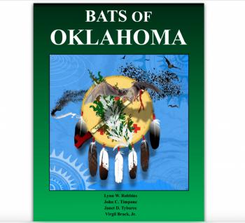 Bats Of Oklahoma - Product Image