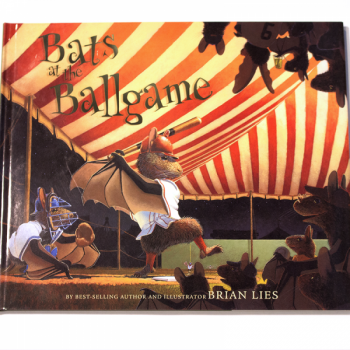 Bats at the Ballgame - Product Image