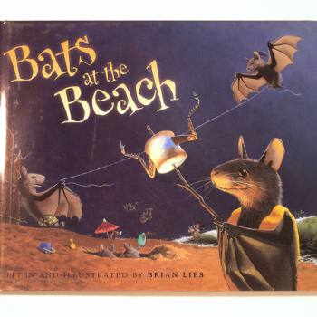 Bats at the Beach - Product Image