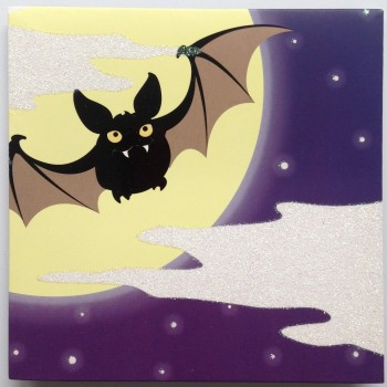 Batty Pop-up Card - Product Image