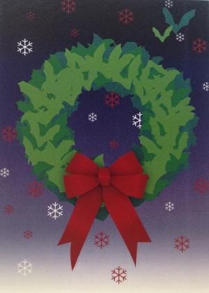 Batty Wreath