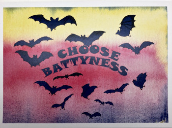 Choose Battiness Card OUT OF STOCK - Product Image