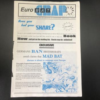 Euro Bat - Product Image