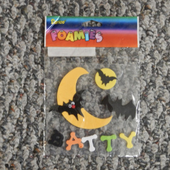 Foamies Stickers - Product Image