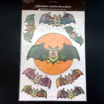 Halloween mobile decoration - Product Image