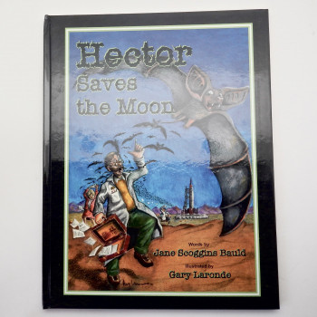 Hector Saves the Moon - Product Image