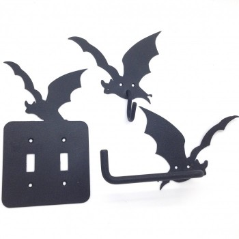 Home Decor Featuring Bats - Product Image