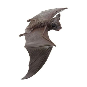 Little Brown Bat Figure - Product Image