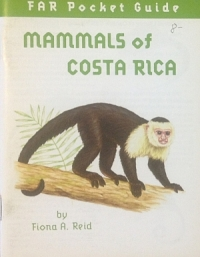 Mammals of Costa Rica - Product Image
