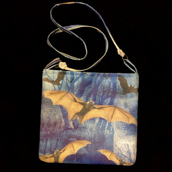 Night Fliers Cross Body Bag - Product Image