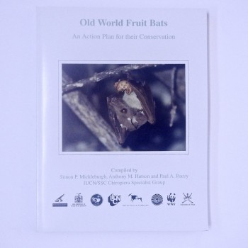 Old World Fruit Bats An Action Plan for their Conservation  - Product Image