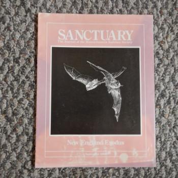 Sanctuary, Journal of the Massachusetts Audubon Society 1987 - Product Image