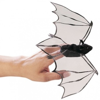 Sheer Wing Finger Puppet - Product Image