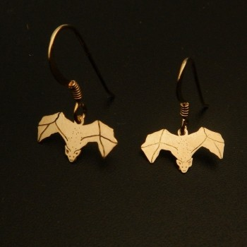 Small Objects Of Desire Bats Earrings or Pendant - Product Image