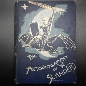 The Autobiography of Slander - Product Image