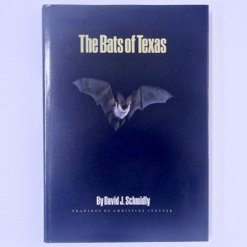 The Bats Of Texas HB - Product Image