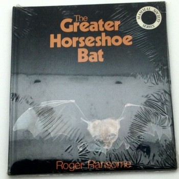 The Greater Horseshoe Bat - Product Image