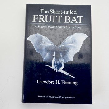 The Short-Tailed Fruit Bat: A Study in Plant-Animal Interactions - Product Image