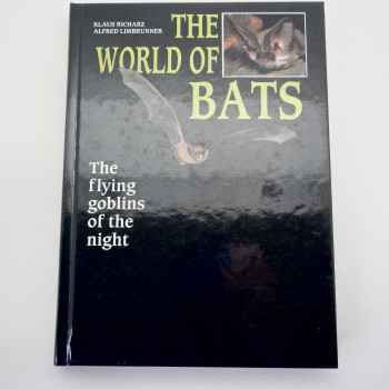 The World of Bats:The flying goblins of the night - Product Image