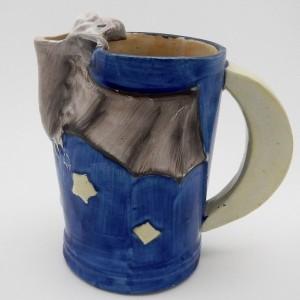 Blanche Vulliamy Pottery Milk Jug - Product Image