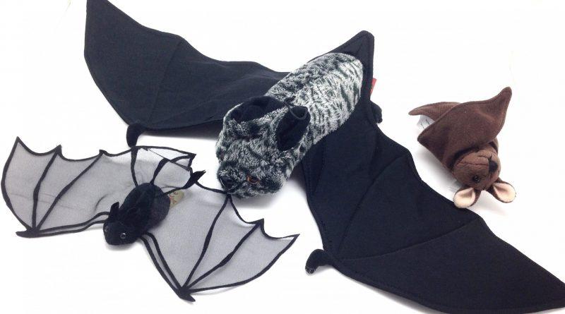 Plush Toy Bats